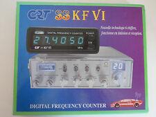 CRT SS kfvi... (solo scatola di cartone)... RADIO _ Trader _ Irlanda.