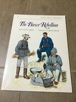 Osprey Men-at-Arms Series The Boxer Rebellion