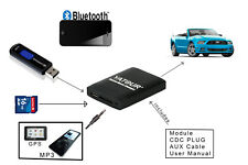 Yatour Adaptador  USB SD AUX MP3 + Bluetooth manos libres para Toyota Aygo
