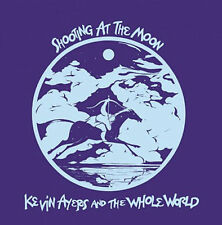 NEW CD Album Kevin Ayers - Shooting at the Moon (Mini LP Style Card Case)