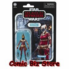 """STAR WARS THE VINTAGE COLLECTION 3.75"""" E9 ZORII BLISS ACTION FIGURE (2019)"""