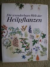 Wunderbare Welt der Heilpflanzen - Zaunwinde Ringelblume Bleiwurz Beifuß