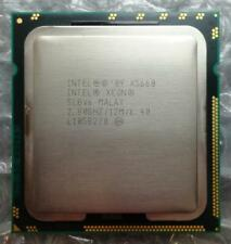 Intel slbv6 x 5660 Xeon Hex / 6-core 2.80ghzGHz 12m 6.40 GT/S Conector 1366