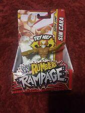 WWE RUMBLERS RAMPAGE ( SIN CARA ) SUPER JUMP 2013