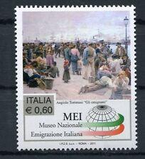 Italia 2011 Museo nazionale emigrazione italiana MNH
