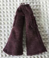 Bratz Size Clothes - Dark Purple Cargo Pants
