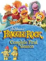 Fraggle Rock - Complete First Season - DVD - VERY GOOD