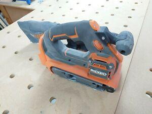 Ridgid (AEG) 18v Brushless Cordless 3 in. x 18 in. Belt Sander