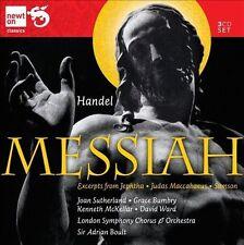 Messiah / Excerpts From Judas Maccabaeus: Samson, New Music