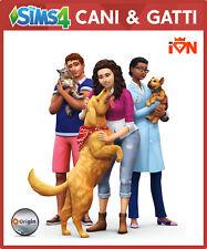 [Espansione Digitale] PC/MAC The Sims 4 Cani e Gatti - Origin KEY  *Cats & Dogs