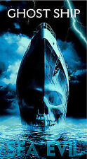 Ghost Ship (VHS, 2003)
