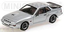 Porsche 924 Carrera GT Typ: 937 1981 silber silver metallic 1:43 Minichamps