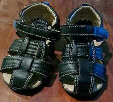 Toddler Navy Blue Sandles Shoes Size 6