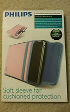 Philips Pink Neoprene Soft Sleeve for Kindle Fire or Nook
