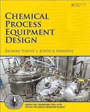 Chemical Process Equipment Design