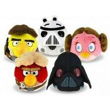 Angry Birds Star Wars Stoff-Figur App Starwars Stormtrooper Darth Vader 12 CM
