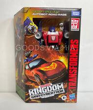 Transformers Generations WFC War For Cybertron Kingdom Autobot Road Rage Figure