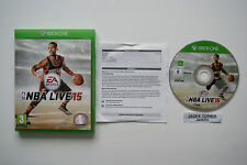 NBA Live 15 Xbox One - 1st Class FREE UK POSTAGE