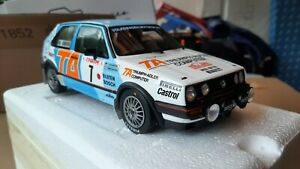 Otto OT852 Volkswagen Golf Mk.2 Gti 16V GP A Rallye Monte Carlo 1987 Rallye #572