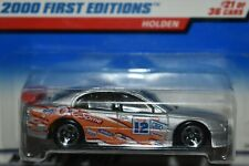 Hot Wheel 1:64 2000 First Edition Holden Gray
