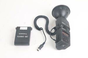 Quantum T5d-R Qflash Portable Digital Flash W/ Reflector, Battery Pack