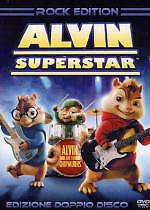 Alvin Superstar - Rock Edition (2 DVD)