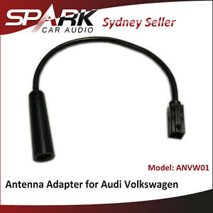 CP Antenna Adapter For Ford EcoSport Fiesta Ranger Aerial Plug Lead ANVW01