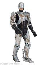 "NECA 7"" Robocop Battle Damaged Holster Spring Loaded Action Figures Seal Packed"