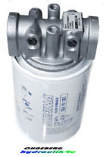 """Hydraulik Rücklauffilter Filter 1/"""" 25µ 70 l//min Verschmutzungsanzeige"""