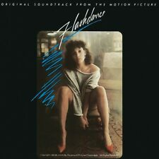Flashdance Soundtrack West Germany Pressing CD