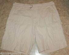 MENS SHORTS Open Trails CARGO BELT Off White 40x11