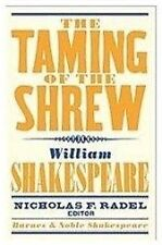 Taming of the Shrew (Barnes & Noble Shakespeare)-ExLibrary