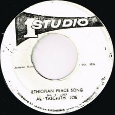 "studio one 7"":AL TASCHITH JOE-ethiopian peace song  (hear)"
