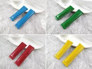 Genuine Lizard skin Band Strap Bracelet (FITS) Rolex Daytona 20mm x 16mm