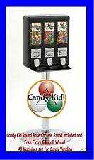 New -SPECIAL Candy Kid Triple Vending Machines - THIS LISTING IS FOR 96 UNITS