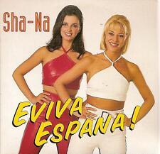 SHA-NA - eviva espana! CD SINGLE eurodance 1996 RARE!!