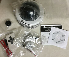 New American Dynamics Adca3Dwot2P Outdoor White Camera 600Tvl Pal 3-9mm Sdn Tint