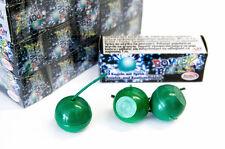 6 bis 60 Stück Power Balls - Keller Feuerwerk Kinder - Blitz Knatterbälle