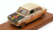 Fiat 128 n.97 elba rally 1972 m.avenoso-p.dinunzio 1:43 modellino auto rio scala