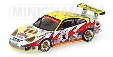 Porsche 911 Gt3-RSR Maassen Bergmeister 24h Le Mans 2004 1:43 Model MINICHAMPS