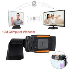 Hd Webcam Digital Video Webcamera Built In Sound Absorption Mic For Laptop Pc