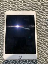Apple A1538 Ipad Mini 4 WiFi 128GB Gold With Box