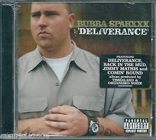 Bubba Sparxxx. Deliverance (2003) CD NUOVO SIGILLATO Nowhere. New South. Warrant