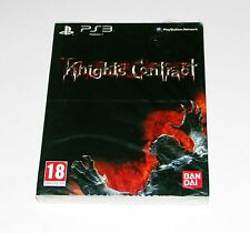 Knights Contract /Slipcase Edition/ Sony Playstation 3 PS3 Brand New PAL