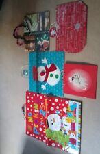 Christmas gift bags and boxes