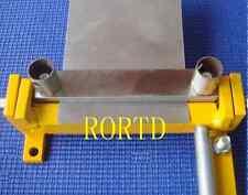 HOT manual sheet metal iron aluminum copper plate bending machine FAST SHIP