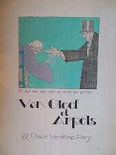 """Van Cleef et Arpels, """"Et puis voici mon coeur..."""""""