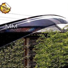 Smoke Rain Window Visor Vent 4P Set For 10 Kia Rio Pride 5d
