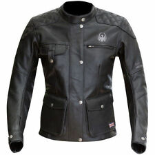 Women's Leather Summer Thermal Lining Motorcycle Jackets