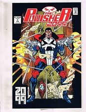 Lot of 5 The Punisher 2099 Marvel Comic Books #13 14 KS5